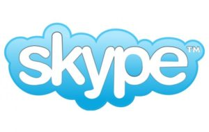 Συνεδρίες μέσω Skype